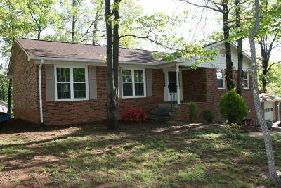 Salem Single Family Home For Sale: 5049 Cherokee Hills Dr