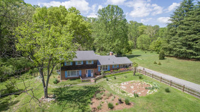 Roanoke County Single Family Home Sold: 455 Crestland Dr