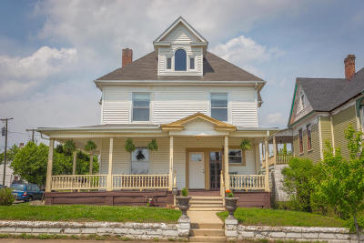 Single Family Home For Sale: 1127 Chapman Ave SW