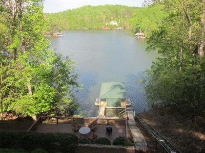 Franklin County Single Family Home For Sale: 335 Lake View Point