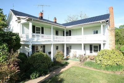 Franklin County Single Family Home For Sale: 4101 Sontag Rd