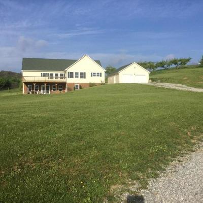 Bent Mountain Single Family Home For Sale: 9170 Reed Rd