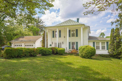 Single Family Home For Sale: 4015 Mud Lick Rd