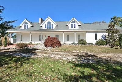 Botetourt County Single Family Home For Sale: 623 Buhrman Rd