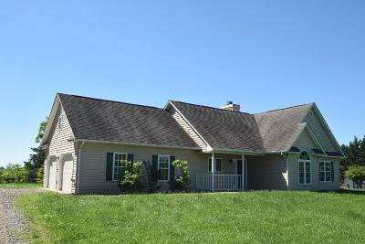 Single Family Home Sold: 4027 Goodview Town Rd