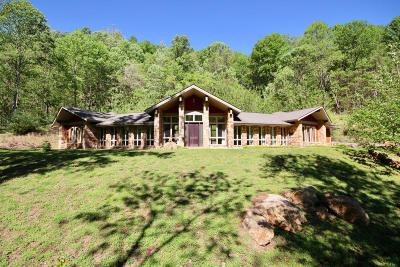 Botetourt County, Roanoke County Single Family Home Sold: 7227 Dawnwood Rd