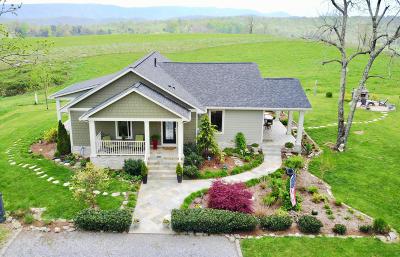 Roanoke County Single Family Home For Sale: 7585 Bending Oak Dr