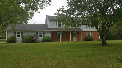 Botetourt County Single Family Home For Sale: 2482 Botetourt Rd
