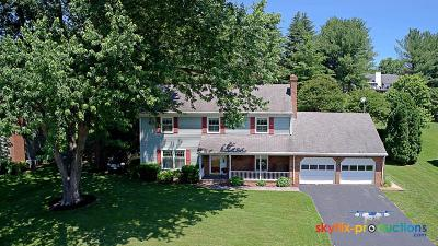 Botetourt County Single Family Home For Sale: 280 Ivy Ln