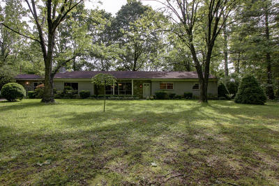 Bedford County Single Family Home For Sale: 499 Periwinkle Rd