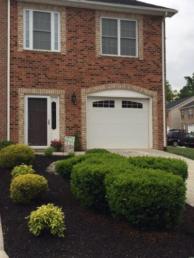 Roanoke County Attached For Sale: 820 Walhalla Ct