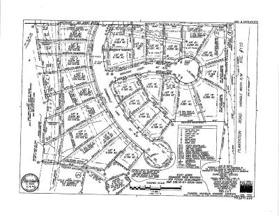 Residential Lots & Land For Sale: 4874 Summerville Ln