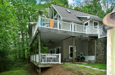 Franklin County Single Family Home For Sale: 2525 Wysong Mill Rd