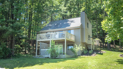 Roanoke County Single Family Home Sold: 8664 Martins Creek Rd