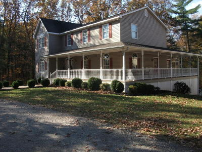 Rocky Mount Single Family Home For Sale: 950 Miriam Hill Dr