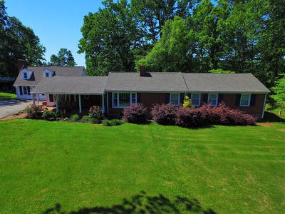 Franklin County Single Family Home For Sale: 215 Barfoot West Rd