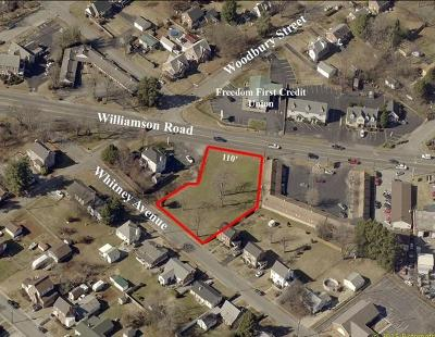 Roanoke Residential Lots & Land For Sale: Williamson Rd
