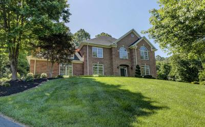 Roanoke County Single Family Home Sold: 5396 Montague Way