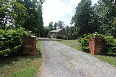 Franklin County Single Family Home For Sale: 1205 Idlewood Rd