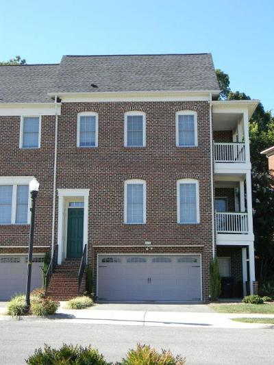 Roanoke County Attached For Sale: 3817 Colonial Green Cir SW