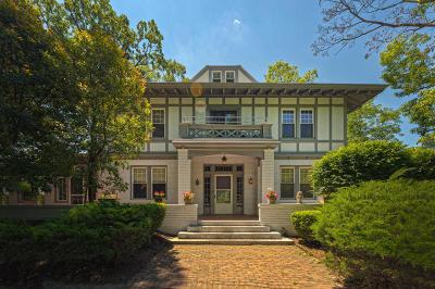 Roanoke Single Family Home For Sale: 3027 Avenham Ave SW