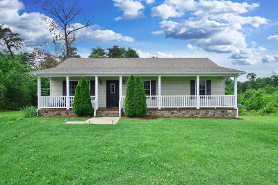 Bedford County Single Family Home For Sale: 2003 Diamond Hill Rd