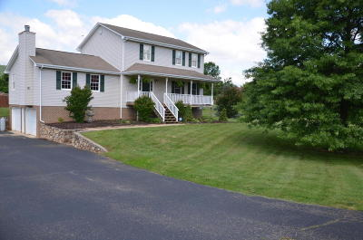 Botetourt County Single Family Home For Sale: 56 Glendale Ct