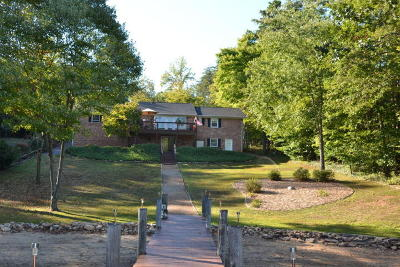 Bedford County, Franklin County, Pittsylvania County Single Family Home For Sale: 184 Windmere Trl