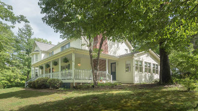 Botetourt County, Roanoke County Single Family Home Sold: 2293 Etzler Rd