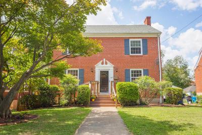 Roanoke Single Family Home For Sale: 2115 Carter Rd SW