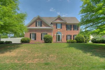 Single Family Home For Sale: 6019 Scotford Ct