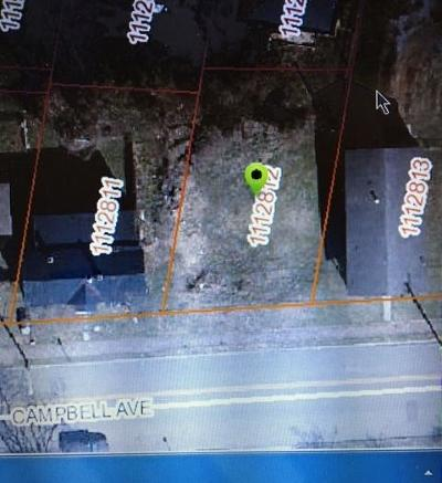 Residential Lots & Land For Sale: Campbell Ave SW