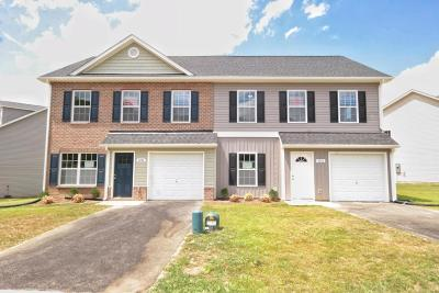Roanoke County Attached For Sale: 4242 Hannah Belle Way