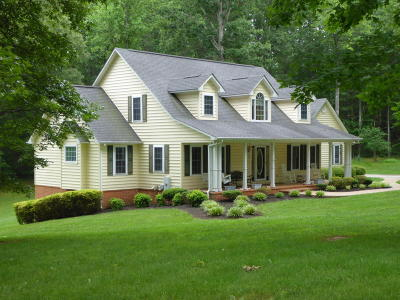 Franklin County Single Family Home For Sale: 535 Miriam Hill Dr
