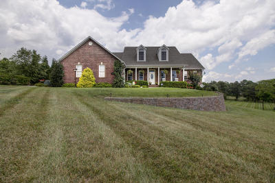 Botetourt County Single Family Home Sold: 412 Thornblade Way