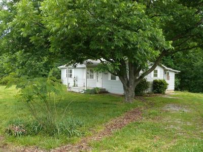 Roanoke County Single Family Home For Sale: 2020 Mountain Valley Rd