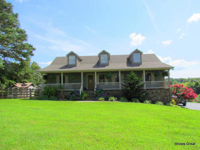 Single Family Home Sold: 13222 Stewartsville Rd