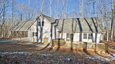 Pittsylvania County Single Family Home For Sale: 1010 Poplar Ridge Dr