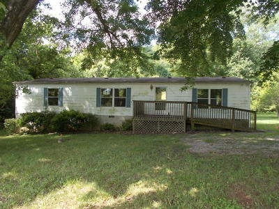 Franklin County Single Family Home For Sale: 6463 Jubal Early Hwy