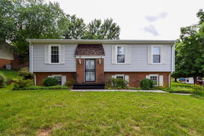 Single Family Home For Sale: 2507 Steele Rd