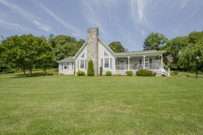 Botetourt County Single Family Home For Sale: 2438 Mount Joy Rd