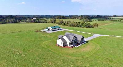 Bedford Single Family Home For Sale: 4211 Headens Bridge Rd
