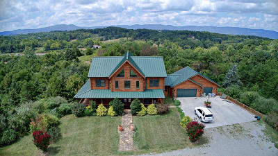 Botetourt County Single Family Home For Sale: 105 Tucker Rd
