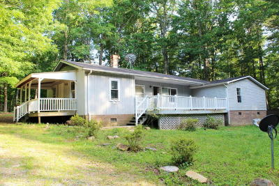 Franklin County Single Family Home For Sale: 1306 Union Church Rd