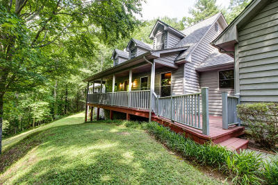Franklin County Single Family Home For Sale: 8450 Grassy Hill Rd