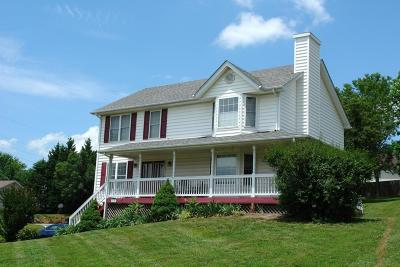 Botetourt County Single Family Home For Sale: 190 Drake Trl