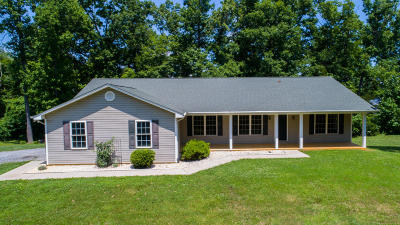 Botetourt County Single Family Home For Sale: 3101 Beaver Dam Rd