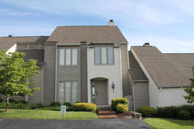 Roanoke County Attached For Sale: 5280 Hunting Hills Square