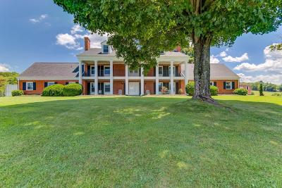 Daleville VA Single Family Home For Sale: $2,700,000