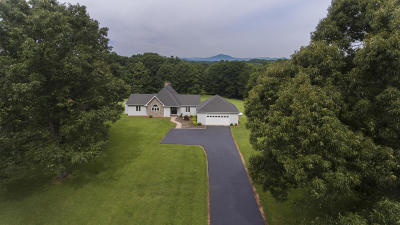 Franklin County Single Family Home For Sale: 956 Three Oaks Rd